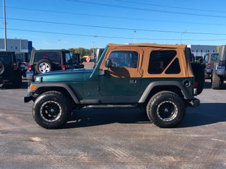 2005 Jeep Wrangler X Riverview, Florida 3