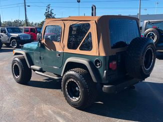 2005 Jeep Wrangler X Riverview, Florida 4