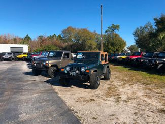 2005 Jeep Wrangler X Riverview, Florida 8