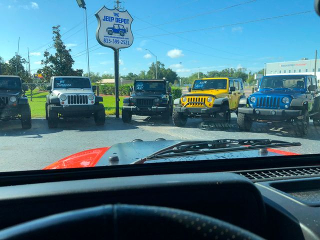 2005 Jeep Wrangler Unlimited Riverview, Florida 9