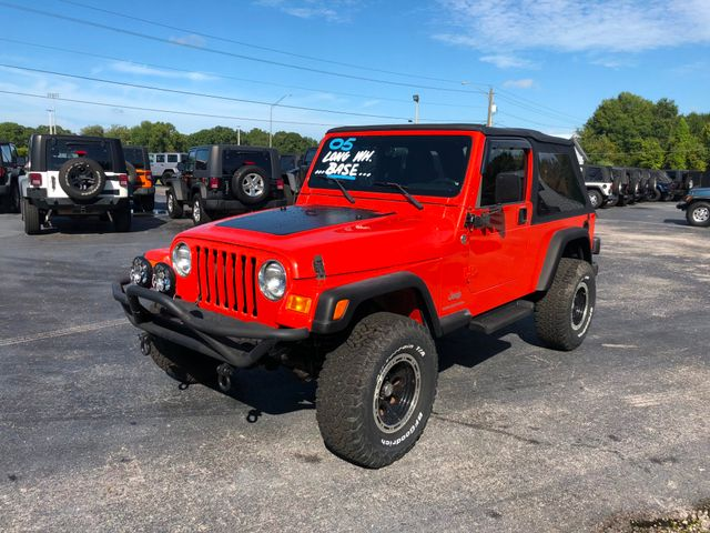 2005 Jeep Wrangler Unlimited Riverview, Florida 6