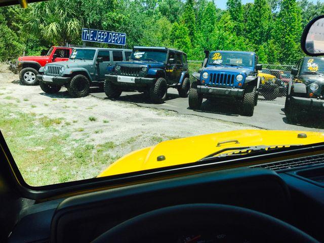 2005 Jeep Wrangler 4.0L Riverview, Florida 10