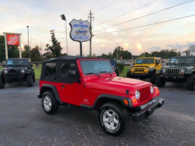 2005 Jeep Wrangler 4.0L