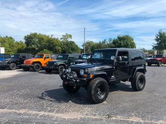 2005 Jeep Wrangler Unlimited Riverview, Florida 2