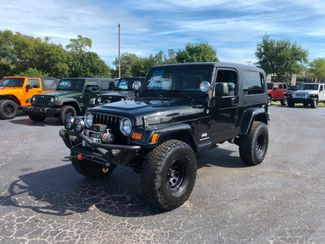 2005 Jeep Wrangler Unlimited in Riverview, FL 33578