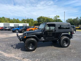 2005 Jeep Wrangler Unlimited Riverview, Florida 4