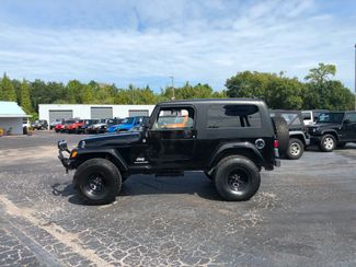 2005 Jeep Wrangler Unlimited Riverview, Florida 5