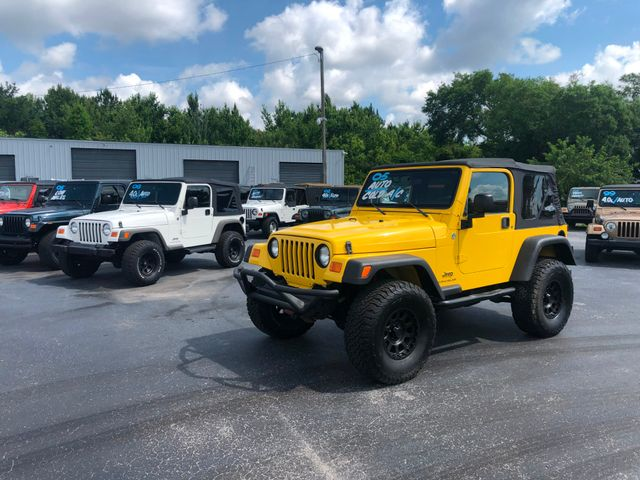 2005 Jeep Wrangler 4.0L in Riverview, FL 33578
