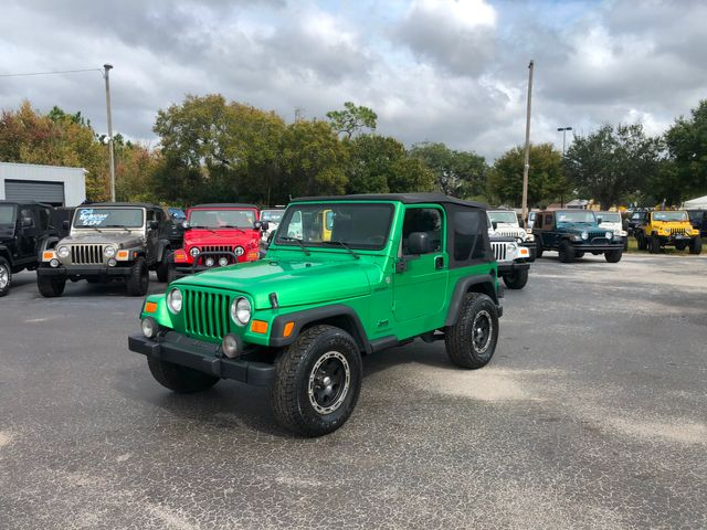 2005 Jeep Wrangler Sport in Riverview, FL 33578