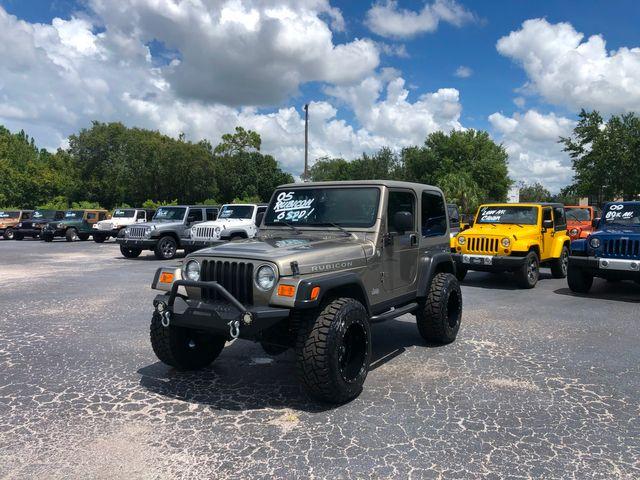 2005 Jeep Wrangler Rubicon in Riverview, FL 33578