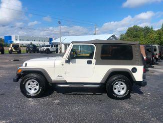 2005 Jeep Wrangler Unlimited LJ 1-owner in Riverview, FL 33578