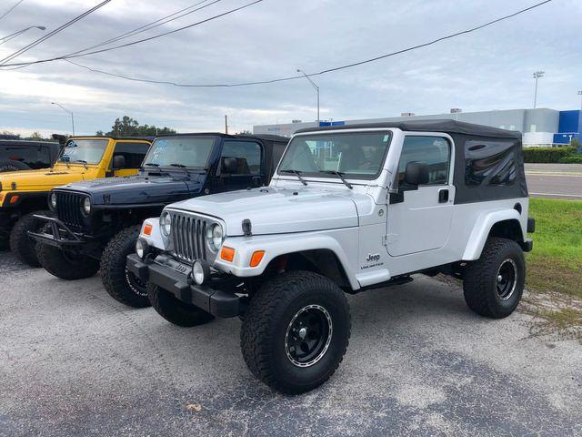 2005 Jeep Wrangler Unlimited LJ 1-owner