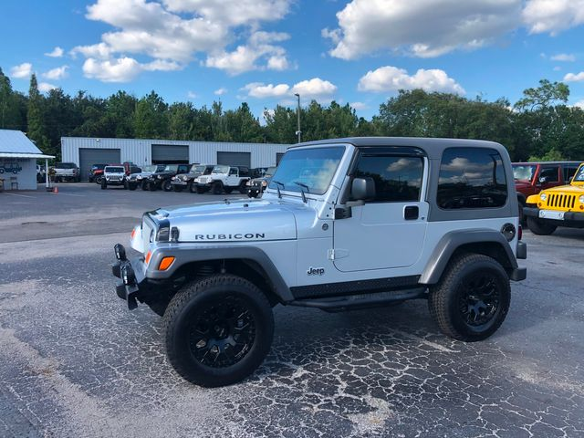 2005 Jeep Wrangler Rubicon in Riverview, FL 33578