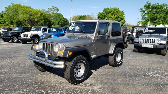 2005 Jeep Wrangler X in Riverview, FL 33578