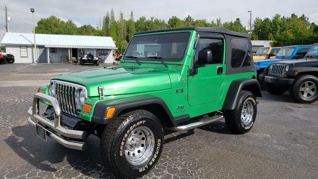 2005 Jeep Wrangler X in Riverview, FL 33578