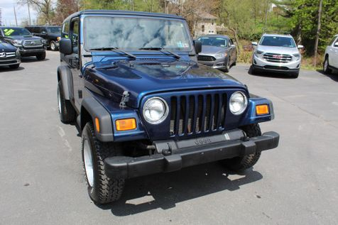 2005 Jeep Wrangler Unlimited in Shavertown