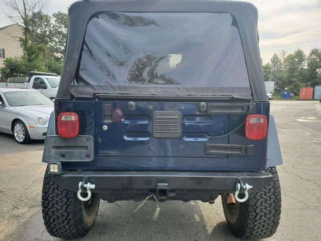 2005 Jeep Wrangler X in Sterling, VA 20166
