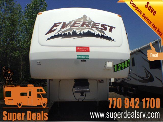 2005 Keystone Everest 364Q