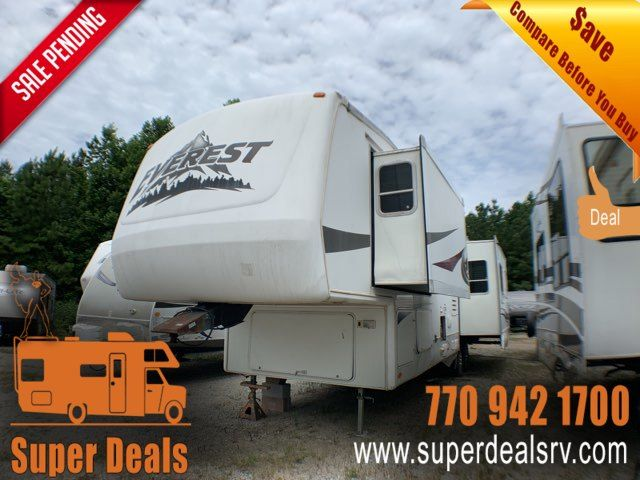 2005 Keystone Everest 343L