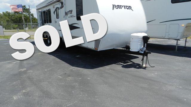2005 Keystone RAPTOR 3018 Hudson , Florida