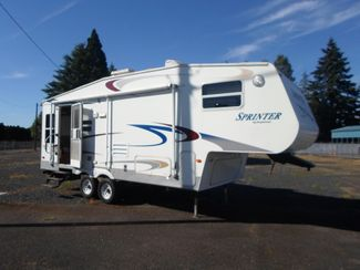 2005 Keystone Sprinter 243FWRLS Salem, Oregon 1