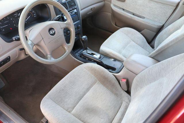 2005 Kia Optima LX Santa Clarita, CA 8