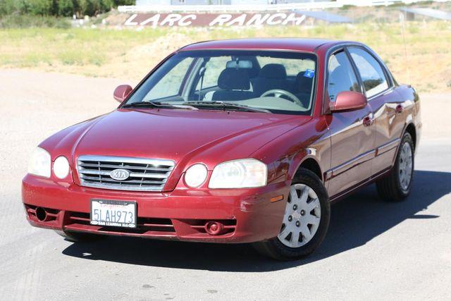 2005 Kia Optima LX Santa Clarita, CA 4
