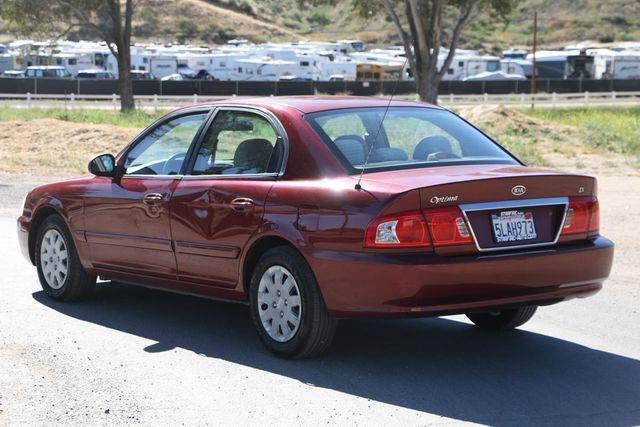 2005 Kia Optima LX Santa Clarita, CA 5