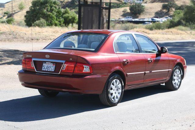 2005 Kia Optima LX Santa Clarita, CA 6