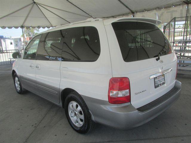 2005 Kia Sedona EX Gardena, California 1
