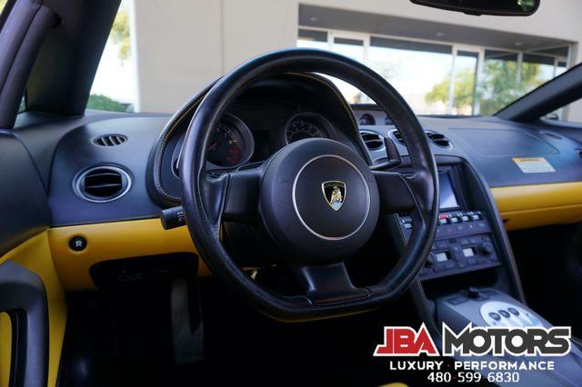 2005 Lamborghini Gallardo Coupe ~ Clean CarFax ~ Low Miles ~ Highly Optioned in Mesa, AZ 85202