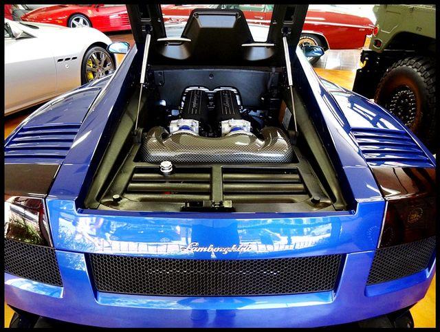 2005 Lamborghini Gallardo San Diego, California 64