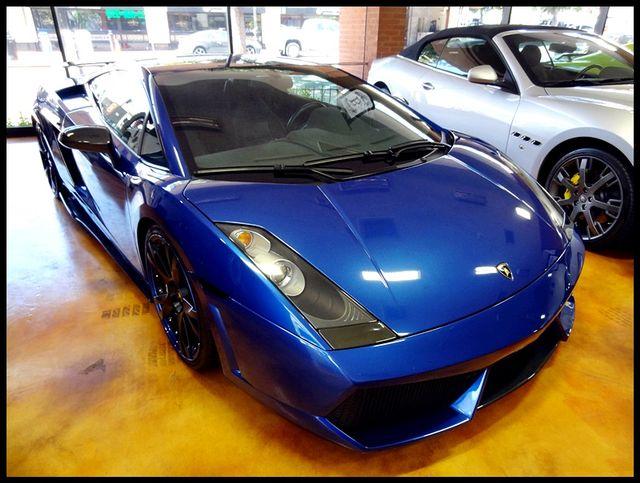2005 Lamborghini Gallardo San Diego, California 52