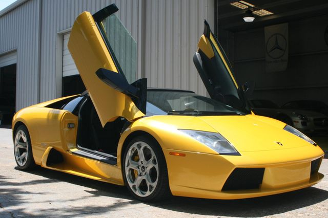 2005 Lamborghini Murcielago Roadster Houston, Texas 2
