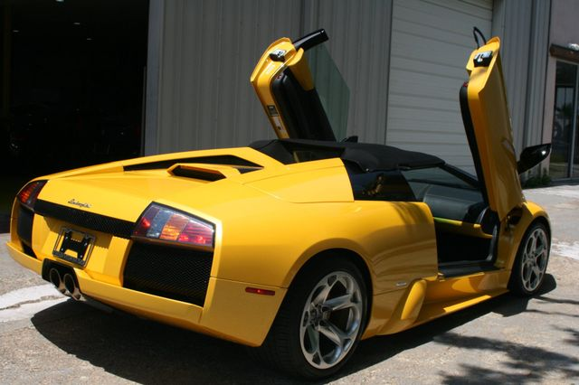 2005 Lamborghini Murcielago Roadster Houston, Texas 3