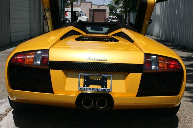 2005 Lamborghini Murcielago Roadster Houston, Texas 5