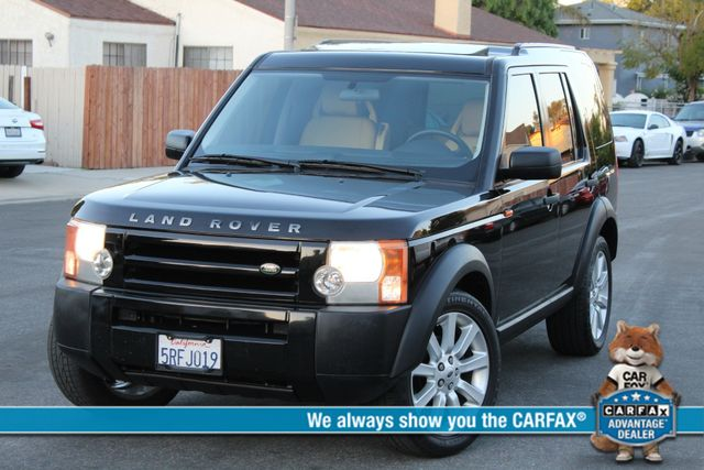 2005 Land Rover LR3 AUTOMATIC SERVICE RECORDS SUNROOF LEATHER in Van Nuys, CA 91406