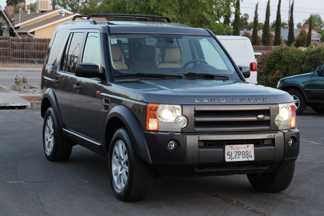 2005 Land Rover LR3 SE 3RD ROW SEATS NAVIGATION XENON SERVICE RECORDS in Woodland Hills CA, 91367