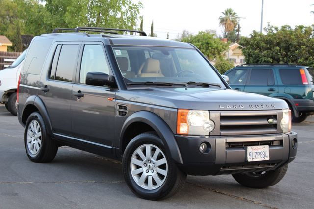 2005 Land Rover LR3 SE 3RD ROW SEATS NAVIGATION XENON SERVICE RECORDS in Van Nuys, CA 91406