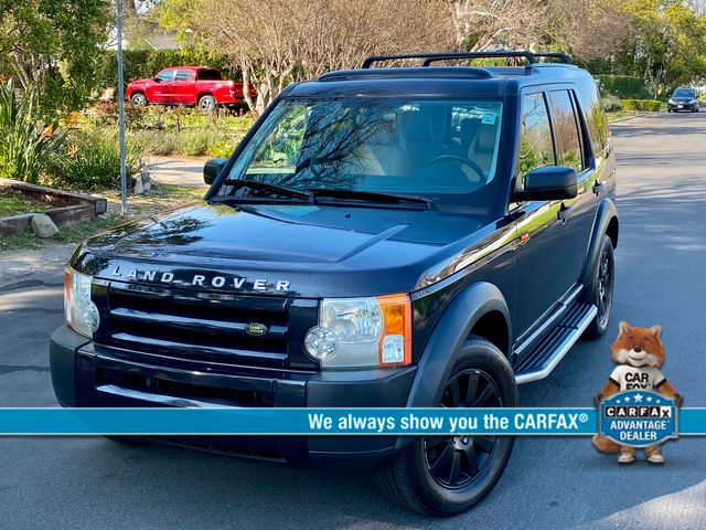 2005 Land Rover LR3 SE 4WD LEATHER SUNROOF SERVICE RECORDS in Van Nuys, CA 91406