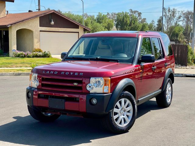2005 Land Rover LR3 SE NAVIGATION 3RD ROW SEATS SERVICE RECORDS XLNT CONDITION in Van Nuys, CA 91406