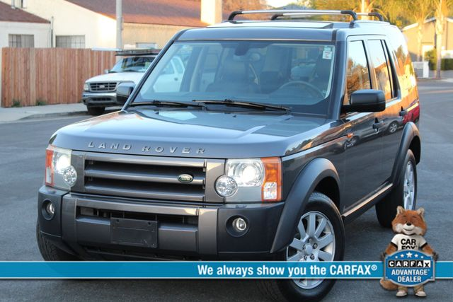 2005 Land Rover LR3 SE XENON AUTOMATIC PANORAMIC ROOF LEATHER AWD