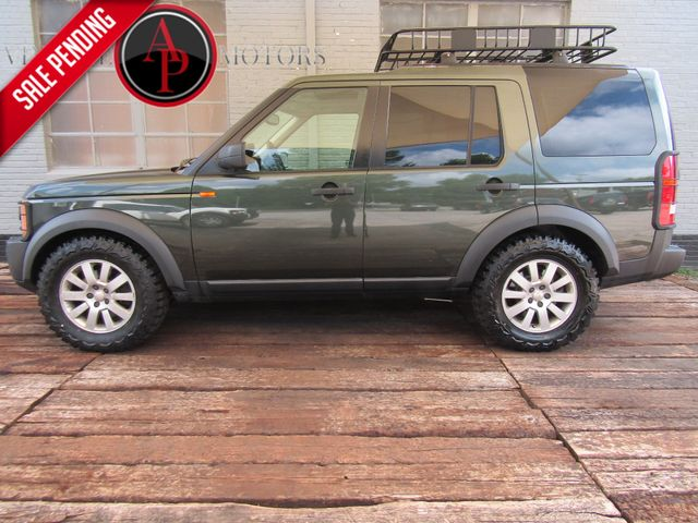 2005 Land Rover LR3 SE V8 LEATHER 69K
