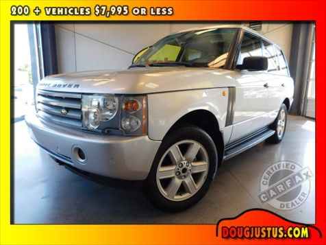 2005 Land Rover Range Rover HSE in Airport Motor Mile ( Metro Knoxville ), TN