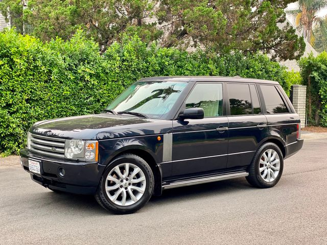 2005 Land Rover RANGE ROVER HSE AUTOMATIC SERVICE RECORDS NEW TIRES in Van Nuys, CA 91406