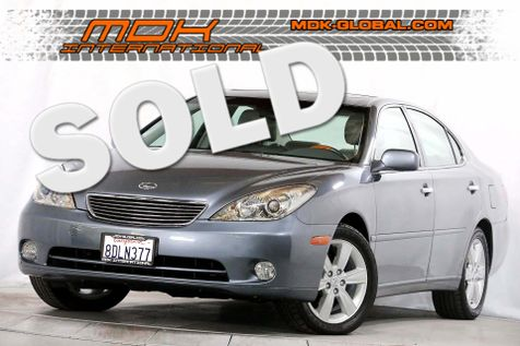 2005 Lexus ES 330 - Only 37K miles - 1 owner - service records in Los Angeles