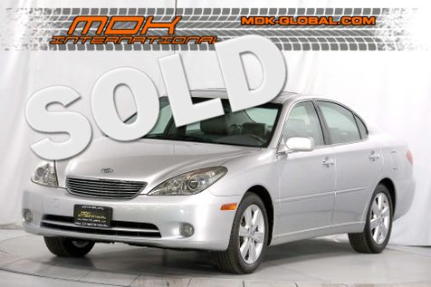 2005 Lexus ES 330 - Immaculate - Timing belt done in Los Angeles
