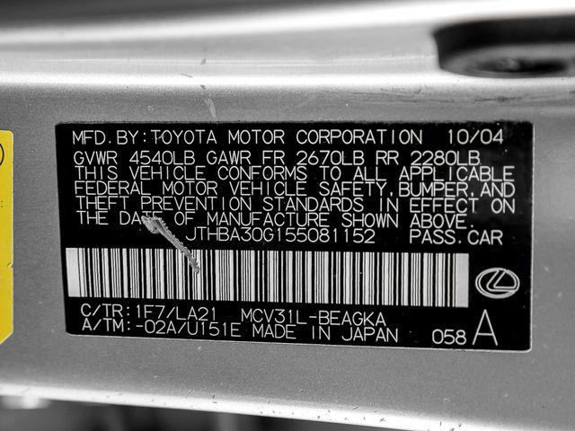 2005 Lexus ES 330 Burbank, CA 23