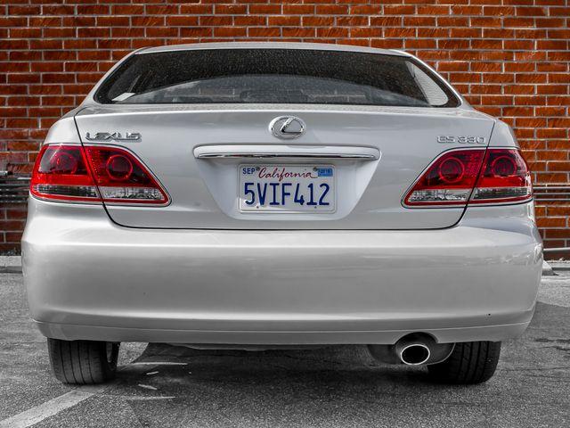 2005 Lexus ES 330 Burbank, CA 3