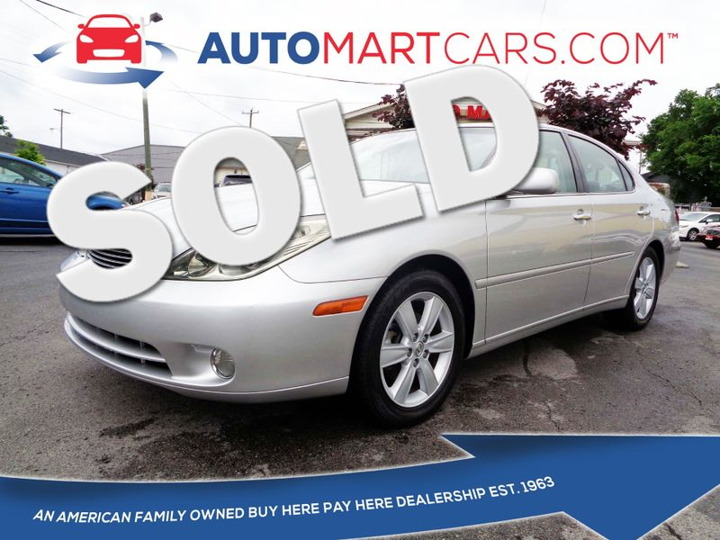 2005 Lexus ES 330  | Nashville, Tennessee | Auto Mart Used Cars Inc. in Nashville Tennessee